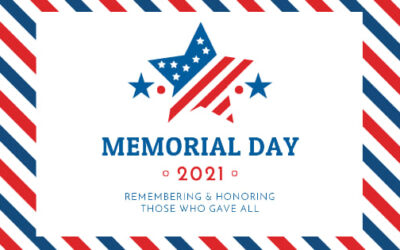 Happy Memorial Day from Maple Park Dental!