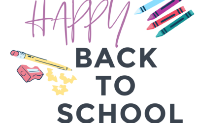 Happy Back to School!